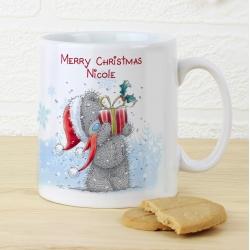 Personalised Me To You Christmas Mug