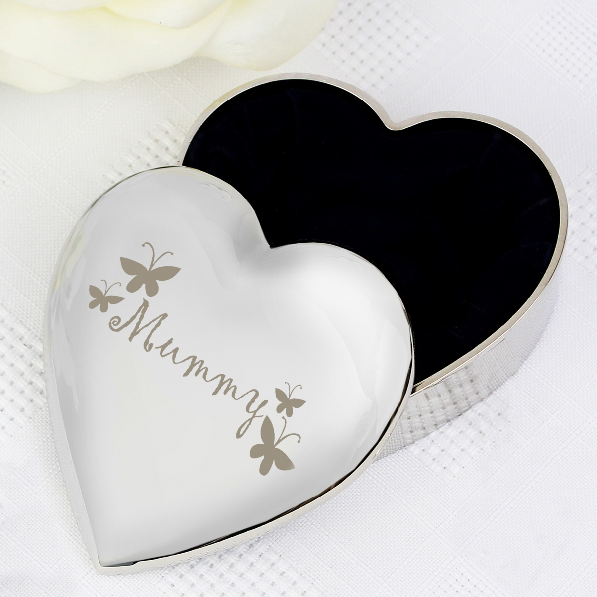 Mummy Heart Trinket Box
