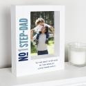 Personalised No.1 5x7 Box Photo Frame