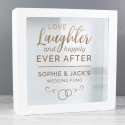 Personalised Happily Ever After Wedding Fund Box