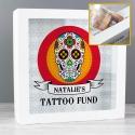 Personalised Sugar Skull Fund and Keepsake Box