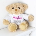 Personalised Bestie Teddy