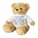 Personalised Twinkle Boys Teddy