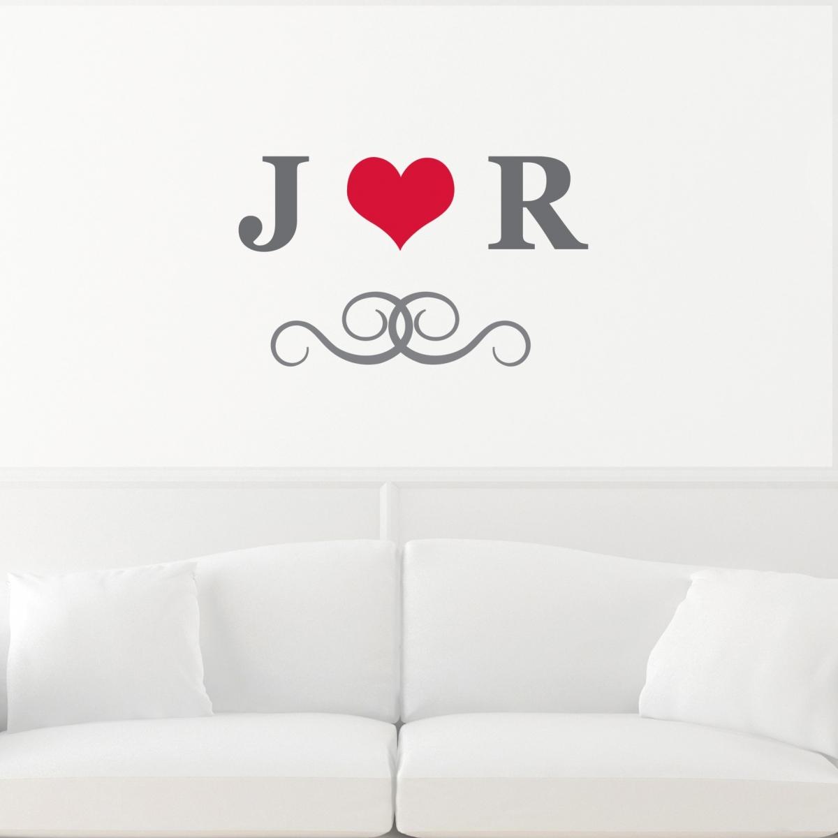 Personalised Monogram Wall Art