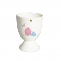 Personalised Easter Meadow Chick Egg Cup