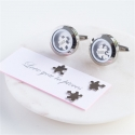 'Love You To Pieces' Cufflinks
