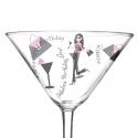 Personalised Fabulous Birthday Girl Cocktail