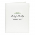 Personalised In Loving Memory Traditional Album