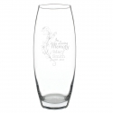 Personalised In Loving Memory Vase