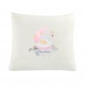 Personalised Swan Lake Cushion Cover