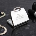 Personalised 'Any Message' Handbag Compact Mirror