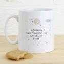 Personalised To the Moon & Infinity ... Mug