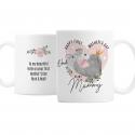 Personalised 1st Mother's Day Mama Bear Mug