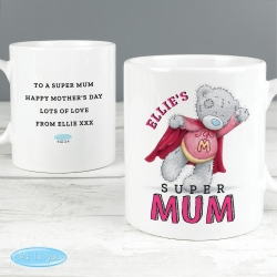Personalised Me To You 'Super Mum' Mug