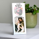 Personalised 1st Mothers Day Mama Bear 3x2 Photo Frame