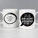 Personalised Totally Awesome Mug