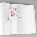 Personalised 'Truly Blessed' Christening Traditional Album