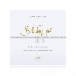 Joma Jewellery A Little Birthday Girl Bracelet
