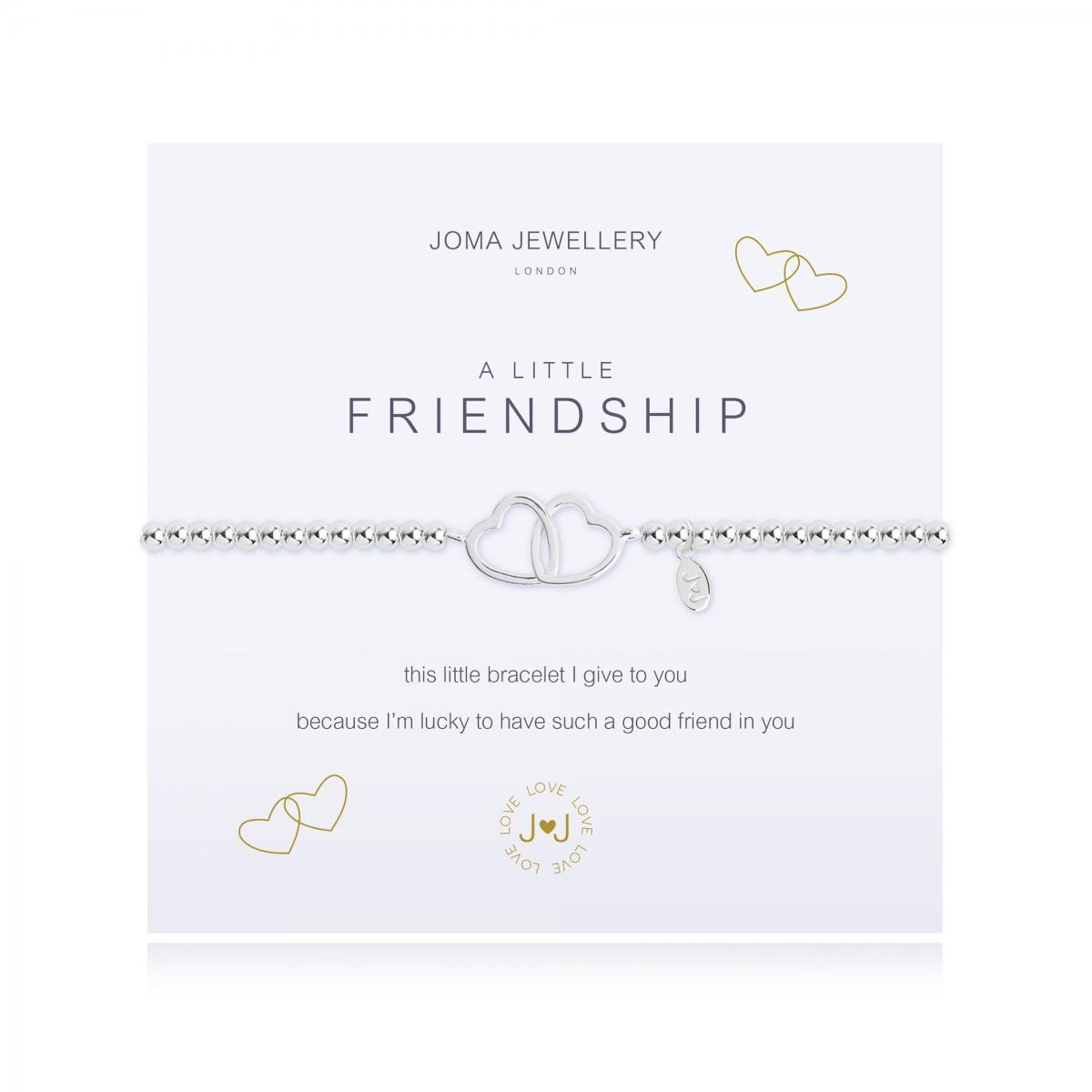Joma Jewellery A Little 'Friendship' Bracelet