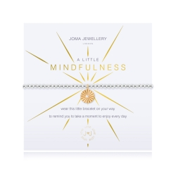 Joma Jewellery A Little 'Mindfulness' Bracelet