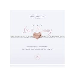 Joma Jewellery A Little 'Best Mummy' Bracelet