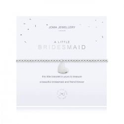 Joma Jewellery A Little 'Bridesmaid' Bracelet