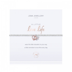 Joma Jewellery A Little 'Love Life' Bracelet