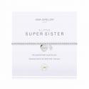 Joma Jewellery A Little 'Super Sister' Bracelet