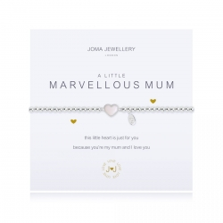 Joma Jewellery A Little 'Marvellous Mum' Bracelet