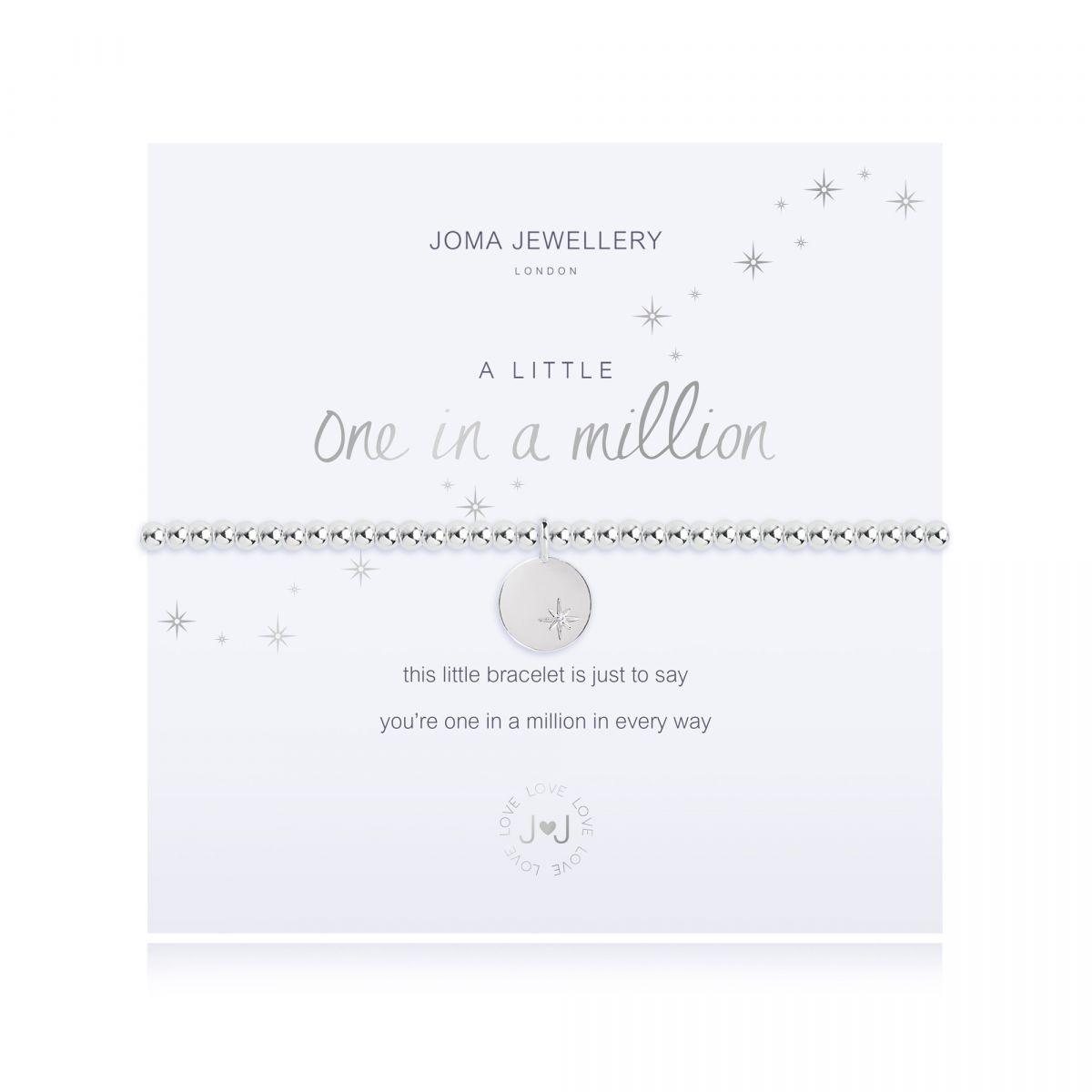 Joma Jewellery A Little 'One in a Million' Bracelet