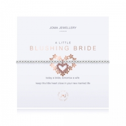 Joma Jewellery A Little 'Blushing Bride' Bracelet