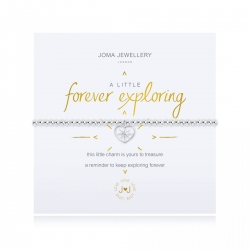 Joma Jewellery A Little 'Forever Exploring' Bracelet