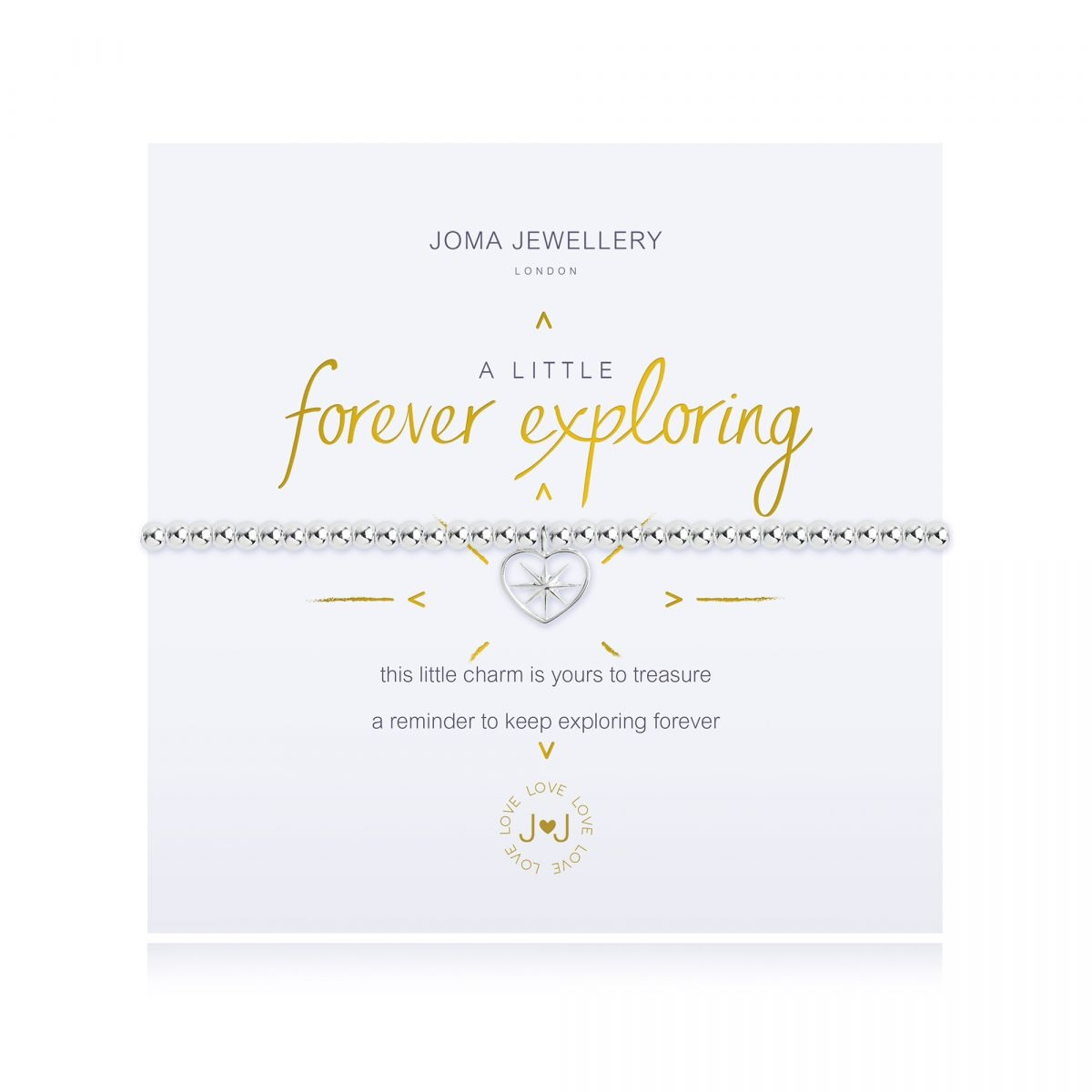 Joma Jewellery A Little 'Forever Exploring' Bracelet