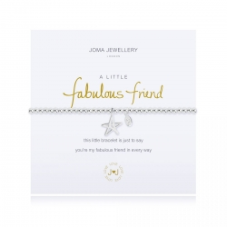 Joma Jewellery A Little 'Fabulous Friend' Bracelet