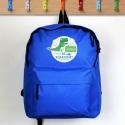Personalised 'Be Roarsome' Dinosaur Backpack