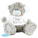Personalised Moon & Stars Me To You Bear