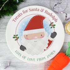 Personalised Mince Pie Plates